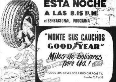 AVISO DE PRENSA 1956