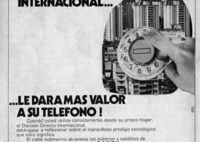 AVISO DE PRENSA 1976