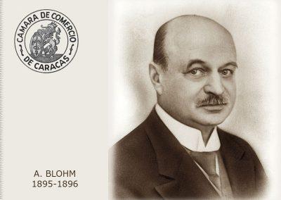 A. Blohm