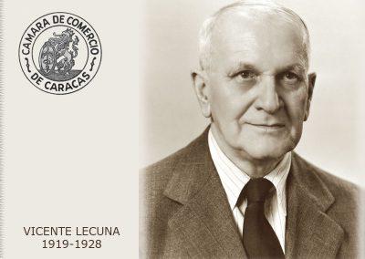 Vicente Lecuna