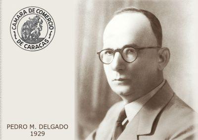 Pedro M. Delgado
