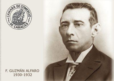 F. Guzmán Alfaro
