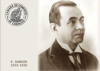 E. Daboin
