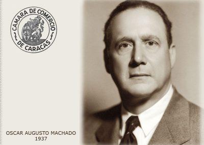 Oscar Gustavo Machado