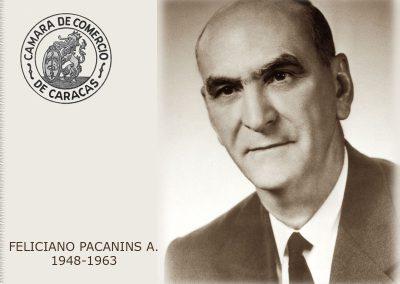 Feliciano Pacanins A.