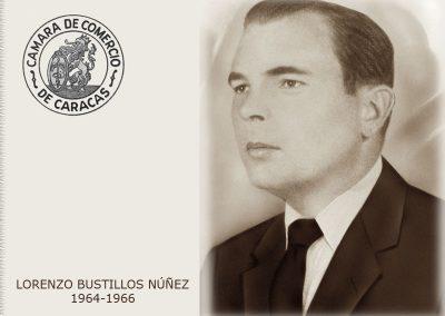 Lorenzo Bustillo Núñez