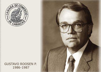 Gustavo Roosen P.