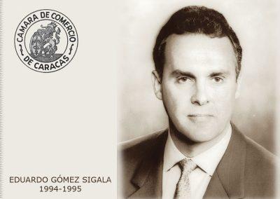 Eduardo Gómez Sigala
