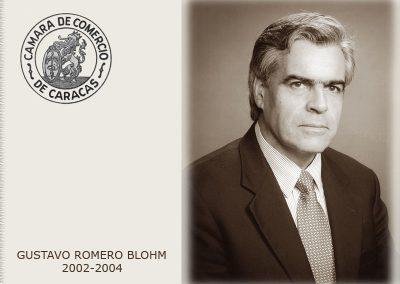 Gustavo Romero Blohm