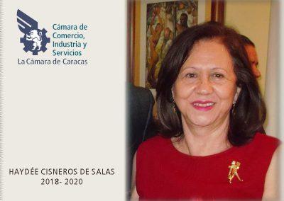 Haydée Cisneros de Salas