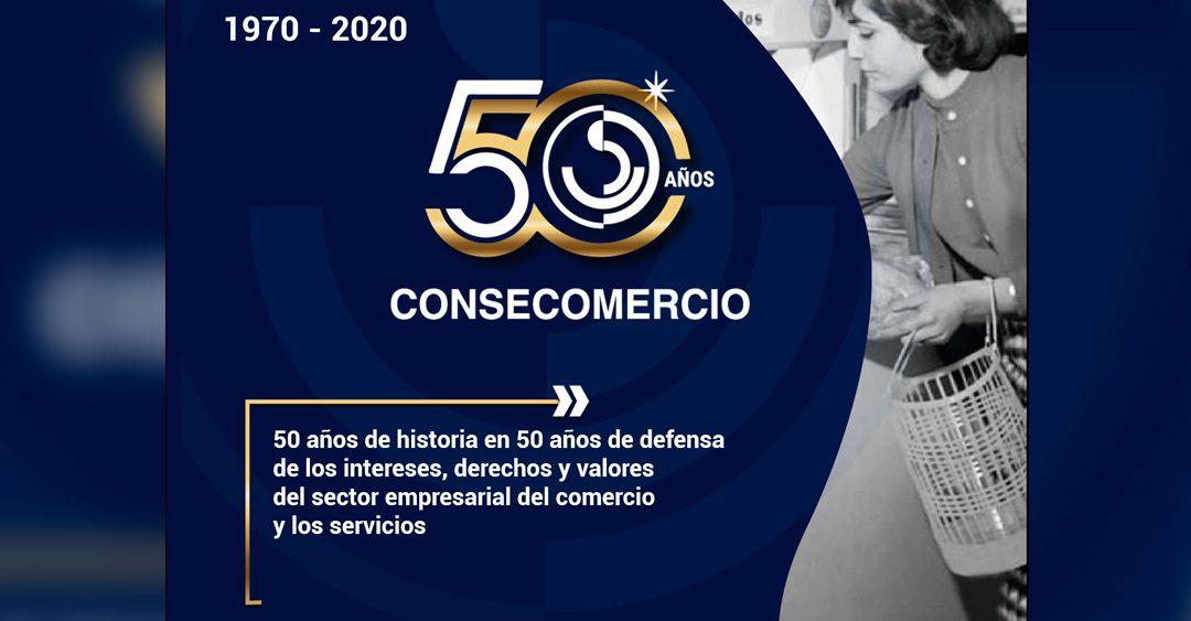 50 Años Consecomercio