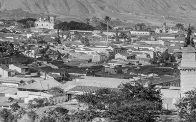 Caracas en 1891