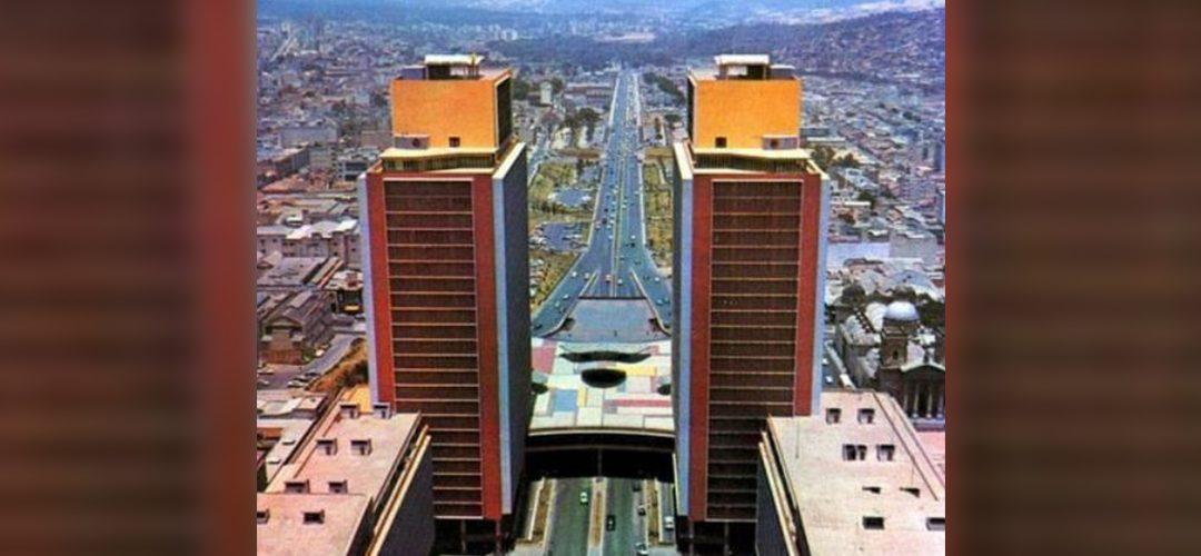 Caracas en 1957, Parte V