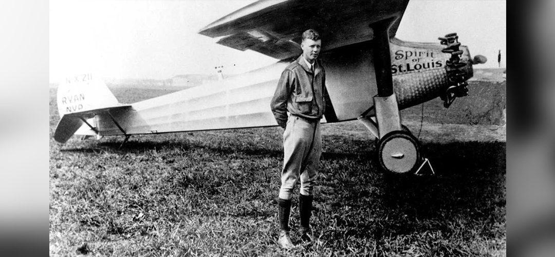 Toda Caracas quería ver a Lindbergh
