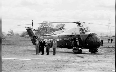 Visita de John F. Kennedy a Venezuela