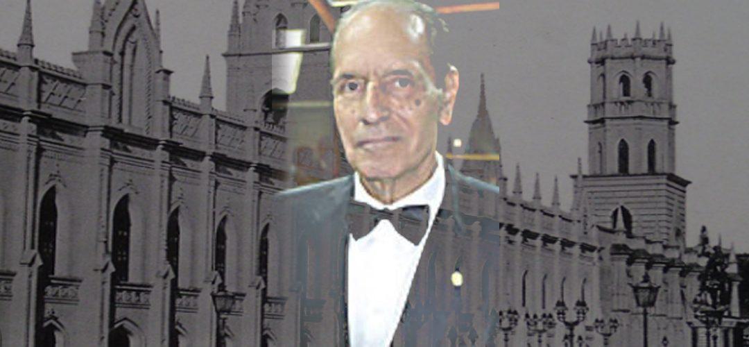 Centenario del nacimiento de Tomás Enrique Carrillo Batalla