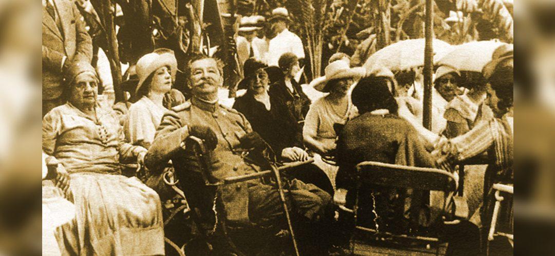 Caracas y la dictadura de Juan Vicente Gómez (1908-1935) – Parte I