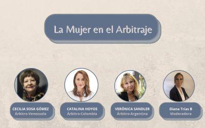 Mujeres en el Arbitraje