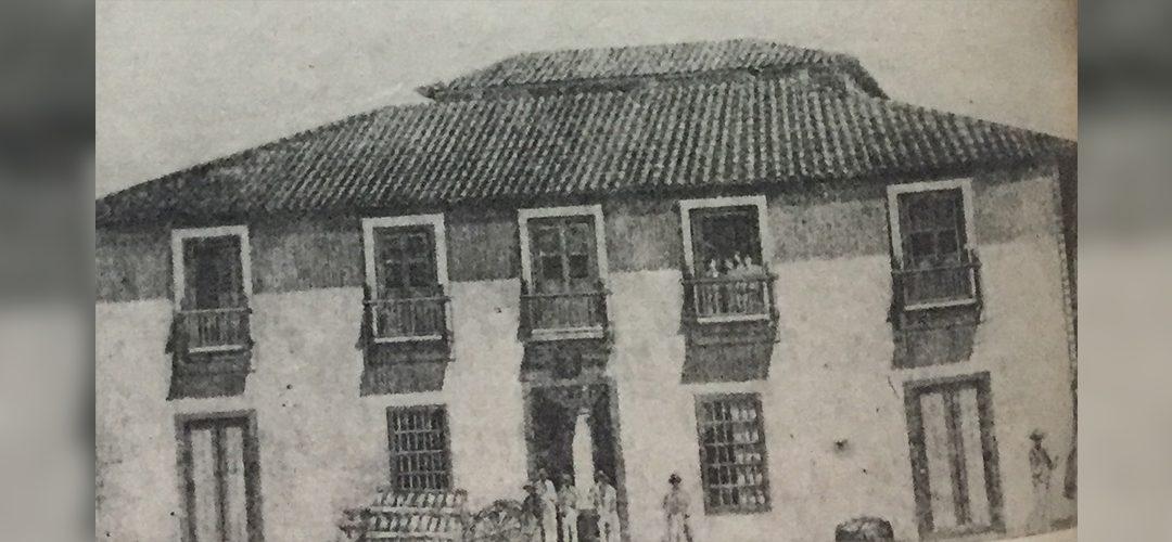 Los viejos restaurantes de Caracas