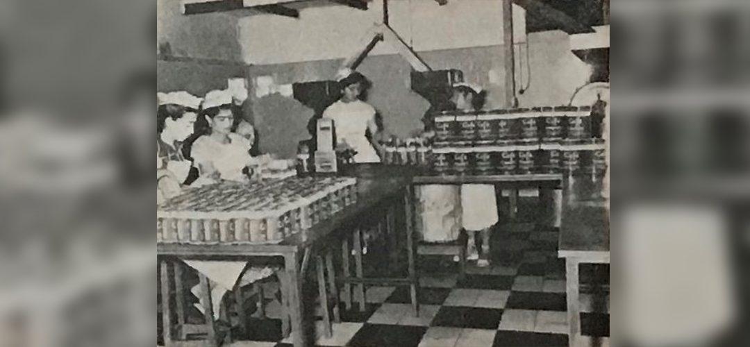 Orígenes de la fábrica de café El Peñón