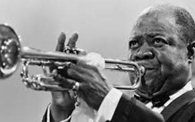 Trompeta de Louis Armstrong superó el racismo en Caracas